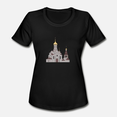 Orthodox Christian Orthodox church - Women's Moisture Wicking Performance T-Shirt