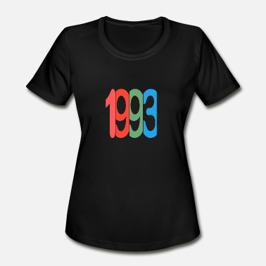 In 1993 1993 - Women's Moisture Wicking Performance T-Shirt