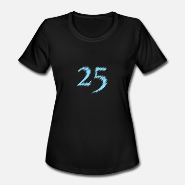 Twenty Five Twenty Five - Women's Moisture Wicking Performance T-Shirt
