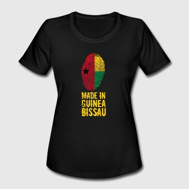 Guinée Made In Guinea Bissau / Guiné-Bissau - Women's Moisture Wicking Performance T-Shirt