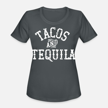 TACOS and TEQUILA - Women's Sport T-Shirt