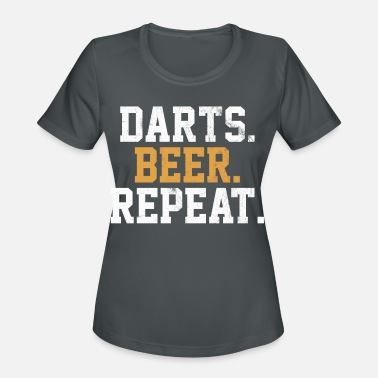 Bar Dart Beer Bar Pub Vintage Arrow - Women's Sport T-Shirt