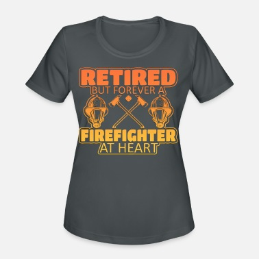 Shop Retired Fire Fighter T-Shirts