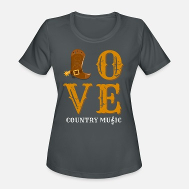 Countries Country - Women's Sport T-Shirt