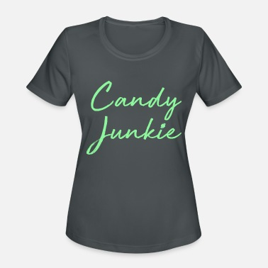 Candy Junkie - Women's Sport T-Shirt
