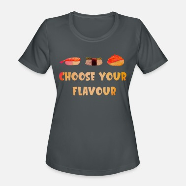 Soy Sushi Addict Japanese Food Japan prawn - Women's Sport T-Shirt