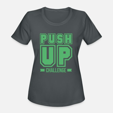 Push Push Ups - Women's Sport T-Shirt