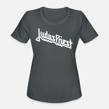 Priest JUDAS PRIEST LOGO - Women's Sport T-Shirt