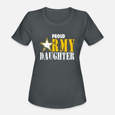 Army Daughter Army Daughter Tshirt Army Girls Shirt Army Kids - Women's Sport T-Shirt