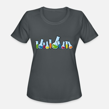 Test Tube test tubes - Women's Sport T-Shirt