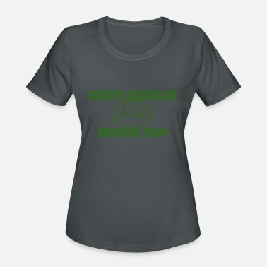 Genetic Engineering genetic counselor - Women's Moisture Wicking Performance T-Shirt