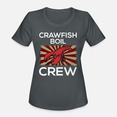 Crawfish Crawfish Boil Crew - Women's Sport T-Shirt