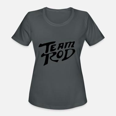 db2fce4e5 Team Rod Design From Hot Rod the Movie Women's Jersey T-Shirt ...