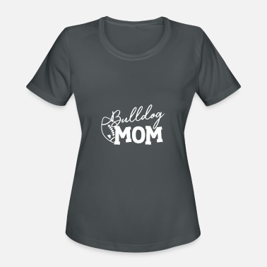 Bulldog Football Mom - Women's Sport T-Shirt