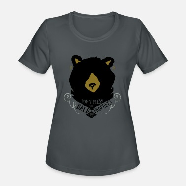 Elijah Elijah & The Bears - Women's Moisture Wicking Performance T-Shirt