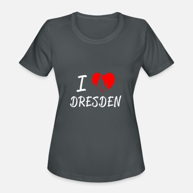 Dresden Dresden - Women's Moisture Wicking Performance T-Shirt