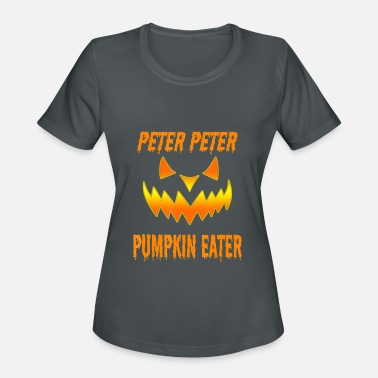 Peter Mens Peter Peter Pumpkin Eater Halloween Couples - Women's Sport T-Shirt