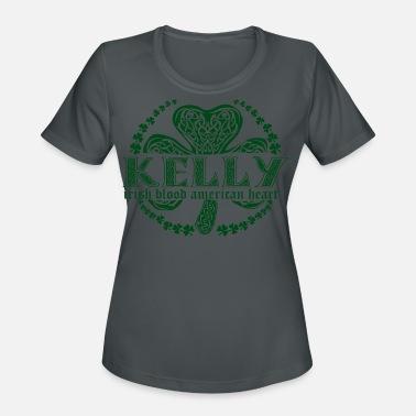 d76fe22d7 irish family name surname kelly Women's Premium T-Shirt   Spreadshirt