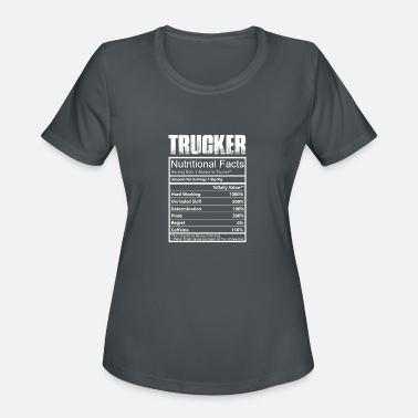 TRUCKERS ALWAYS DELIVER THEIR LOADS  T-SHIRT