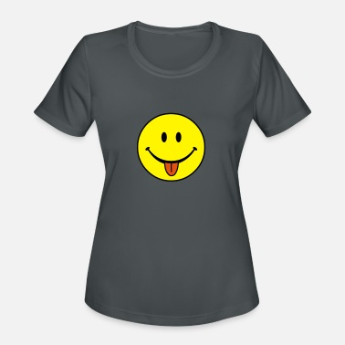 Stick smiley - Women's Sport T-Shirt