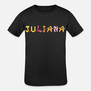 Juliana Juliana - Kids' Tri-Blend T-Shirt