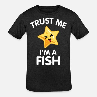 Starfish gift Star sea ocean birthday - Kids' Tri-Blend T-Shirt