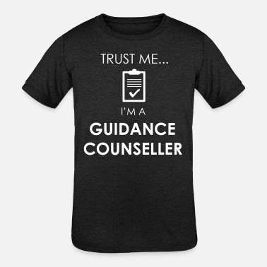 Guidance Guidance counseller - Kids' Tri-Blend T-Shirt