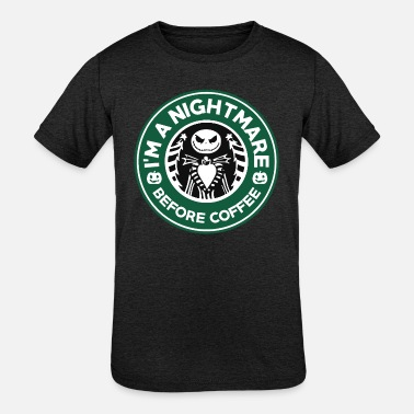 Nightmare NIGHTMARE - Kids' Tri-Blend T-Shirt