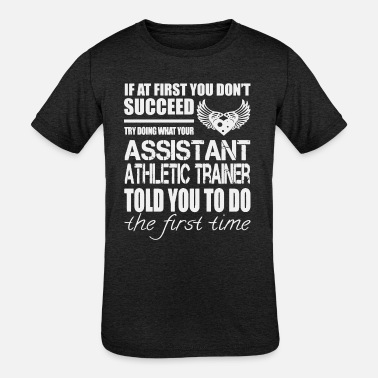 awesome Tee For Assistant - Kids' Tri-Blend T-Shirt