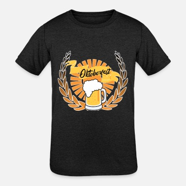 Beer Festival Munich Beer Festival - Kids' Tri-Blend T-Shirt