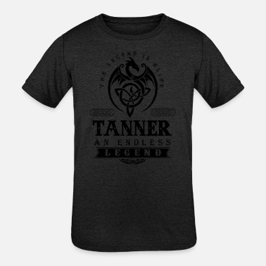 Tanner Fox TANNER - Kids' Tri-Blend T-Shirt