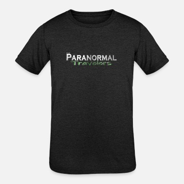 The Paranormal Travelers - Kids' Tri-Blend T-Shirt