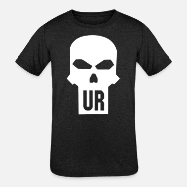 Resistance Underground Resistance UR Punisher - Kids' Tri-Blend T-Shirt