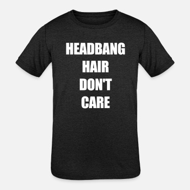 Headbanging Headbanger - Kids' Tri-Blend T-Shirt