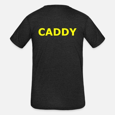 Caddy Caddy - Kids' Tri-Blend T-Shirt