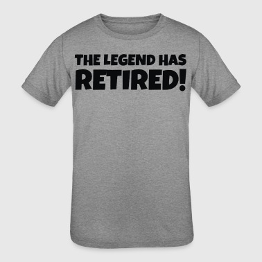 Retirement Retirement Home Retirement - Kid's Tri-Blend T-Shirt