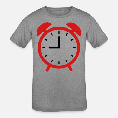 Alarm Clock alarm clock - Kids' Tri-Blend T-Shirt