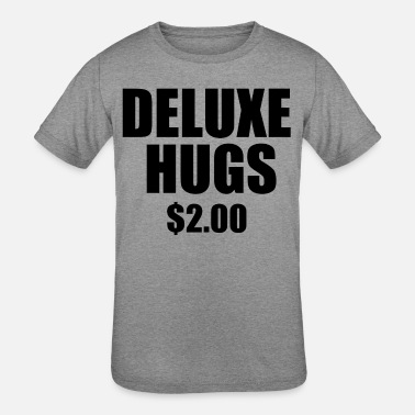Deluxe Deluxe Hugs - Kids' Tri-Blend T-Shirt