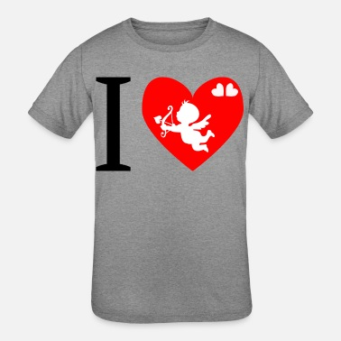 Cupid cupid - Kids' Tri-Blend T-Shirt