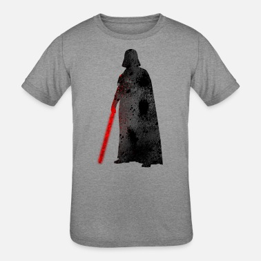 Vada DARTH VADOR SPLASH EFFECT - Kids' Tri-Blend T-Shirt