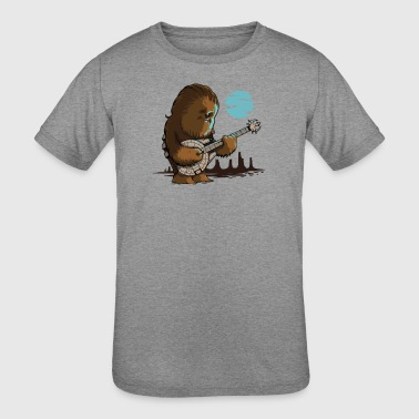 Lonely - Kid's Tri-Blend T-Shirt