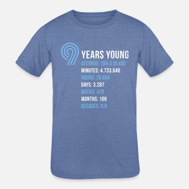 9th Birthday Boy T Shirt For Boys