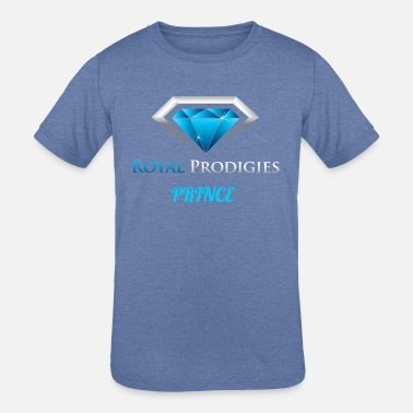 Princes Royal Royal Prodigy PRINCE Edition - Kids' Tri-Blend T-Shirt
