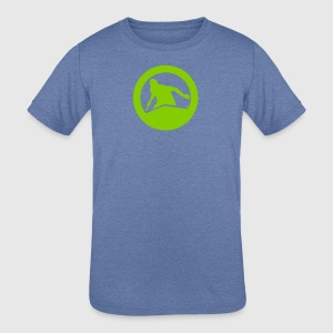 Kids Tri Blend T Shirt