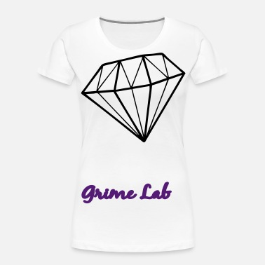 Crystal Grime Lab - Women's Organic T-Shirt