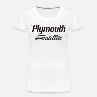 Plymouth Plymouth Satellite - Women's Organic T-Shirt