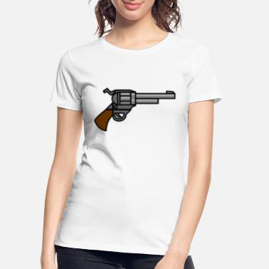 Gun Fair gun - Women's Organic T-Shirt
