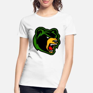 Samsung-cases Bear Logo Samsung Case - Women's Organic T-Shirt