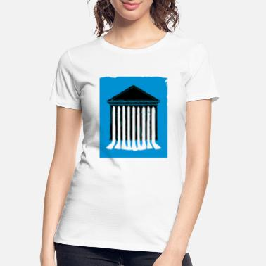 Court court - Women's Organic T-Shirt