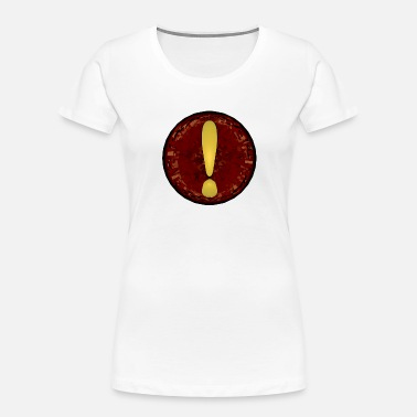 Exclamation Mark exclamation mark - Women's Organic T-Shirt